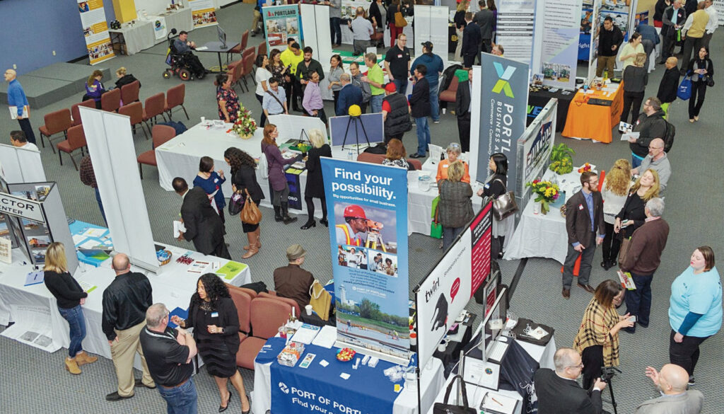 Purpose takes center stage at Business Expo West event